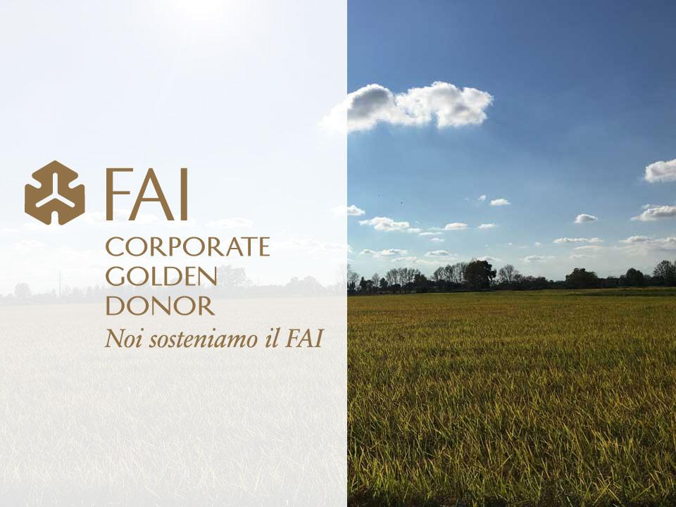 Gammachimica e Fondo Ambiente Italiano