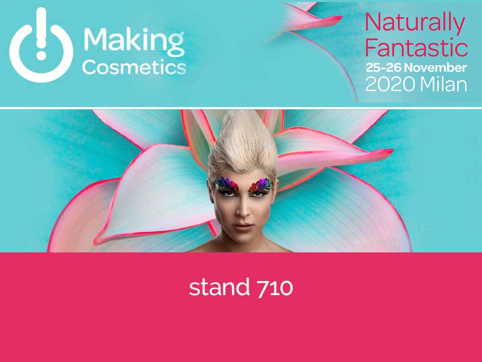 making cosmetics 2020